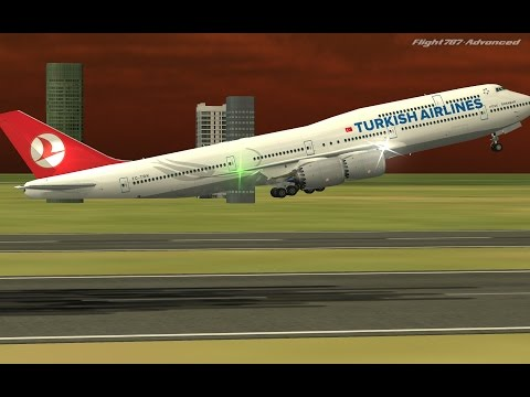 Flight 787 - Advanced - Boeing 747-8i [TURKISH Airlines from