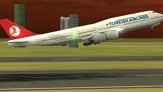 Flight 787 - Advanced - Boeing 747-8i [TURKISH Airlines from Philippines-(RPLL) to Burma-(VYMD)]