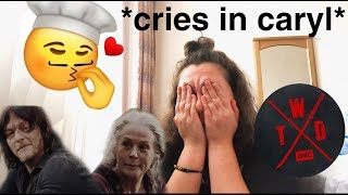 ходячие мертвецы реакция на трейлер 10 сезона / катерина