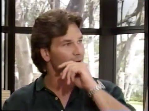Patrick Swayze interview 1988