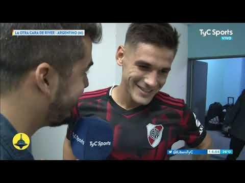 Copa Argentina: River - Argentino de Merlo, por Líbero