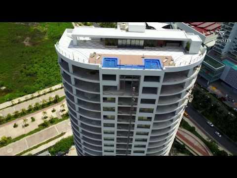 YNFINITY Luxury Residences Cancún Avance Junio 2017