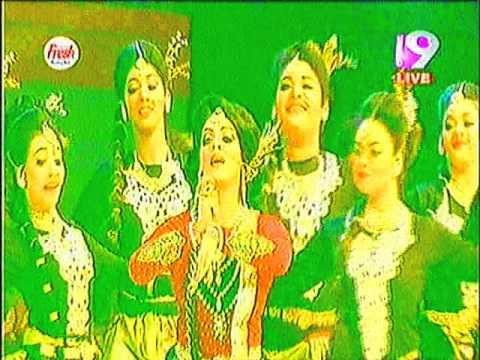 BPL LIVE MOU DANCE With Bangladesh Academy Artist