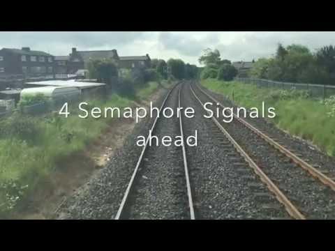 "Blyth and Tyne ""UP"" line - Morpeth to Benton Junction"