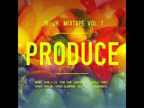 Dale Earnhardt Jr Jr - Rush Into Love (feat. Slim of 112 & Chuck Inglish) (Produce Volume 1 Mixtape)
