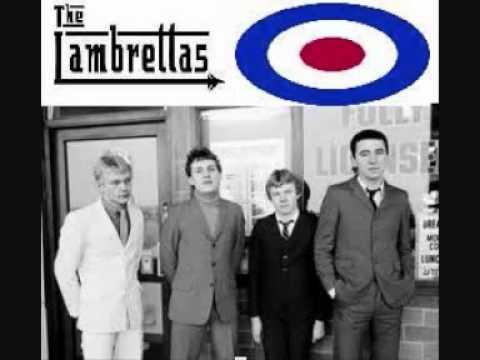 THE LAMBRETTAS - DANCE (1980)
