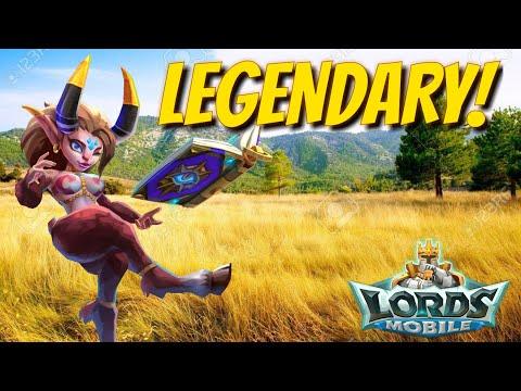 Legendary Lore Weaver! - Lords Mobile