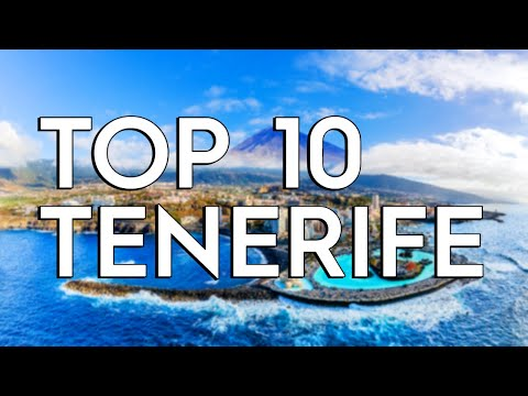 ✅ TOP 10: Things To Do In Tenerife
