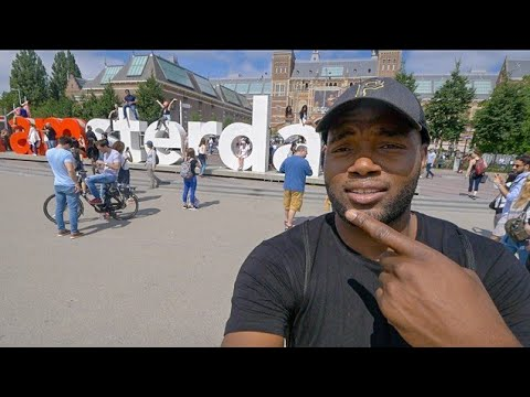 Welcome to AMSTERDAM, HOLLAND!!   *VLOG 337