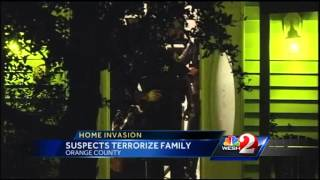 Family tied up, robbed by thieves in Orange County