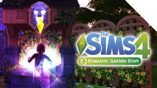 The Sims 4 Romantic Stuff Pack - REVIEW (Live Stream)