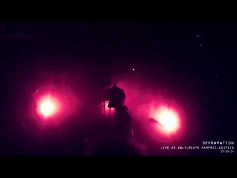 Depravation (live at Kulturcafe Manfred Leipzig 13/06/14)