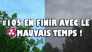 EN FINIR AVEC LE MAUVAIS TEMPS (CHANGER LA COULEUR DU CIEL) DAVINCI RESOLVE 14 | #105