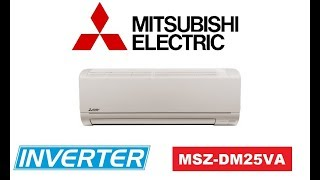 видео Кондиционер Mitsubishi Electric