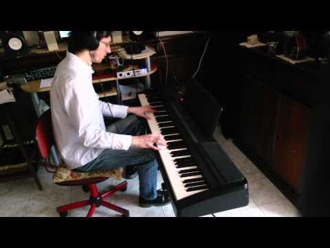 Piano Cover - 算什麼男人 Suan Shen Me Nan Ren (Originally performed by Jay Chou)