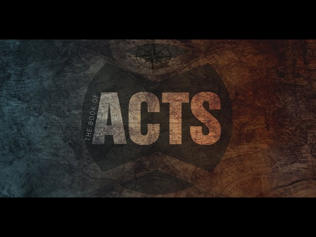 ACTS Series:  The Magnificent Seven