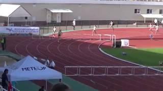 Мемориал братьев Знаменских, 400 метров с барьерами женщины