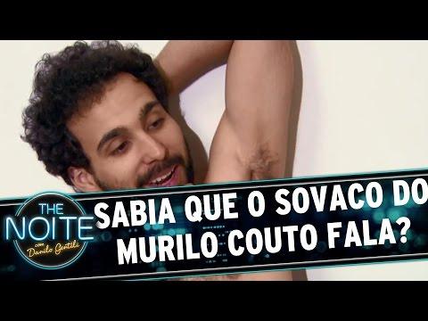 The Noite (17/12/15) - O Sovaco Do Murilo Couto Fala