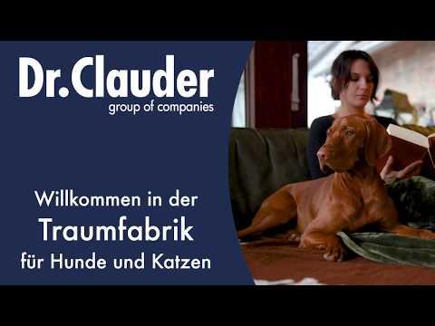 Dr.Clauder´s 🐾 Die Traumfabrik Für Hunde & Katzen 🐾