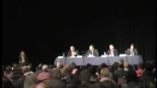 Vaughan candidates debate environmental issues