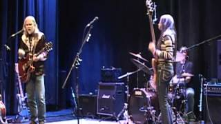 "TODD WOLFE BAND ""Black Hearted Woman"" (Sellersville Theater) 12-1-11 (edited version)"