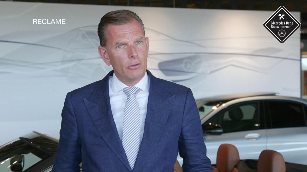 Bedrijfsfilm Mercedes Benz Den Haag Bouwjournaal 3 Youtube