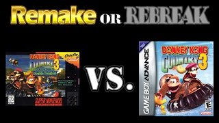 ROR: Donkey Kong Country 3 Dixie Kong