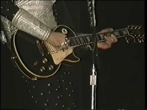 KISS - Ace Frehley Guitar Solo - Toledo 1997 - Reunion Tour