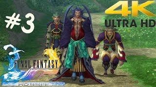 ☄️ FInal Fantasy X HD (4k Stream) #3
