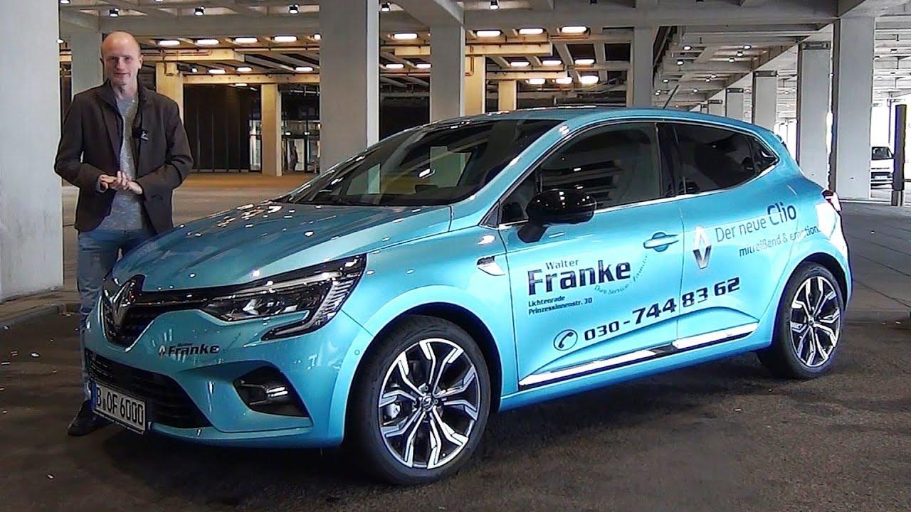 Renault Clio Gebrauchtwagen Test