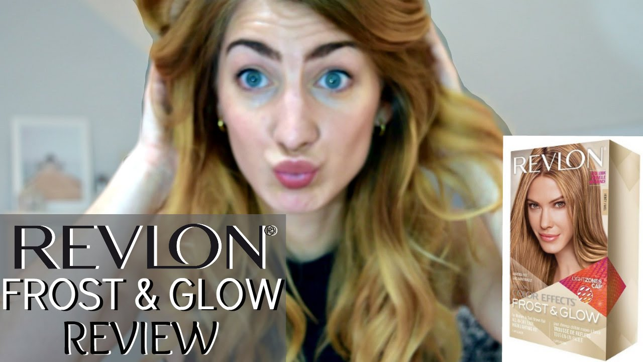 Revlon Frost Glow Highlighting Kit Review Youtube