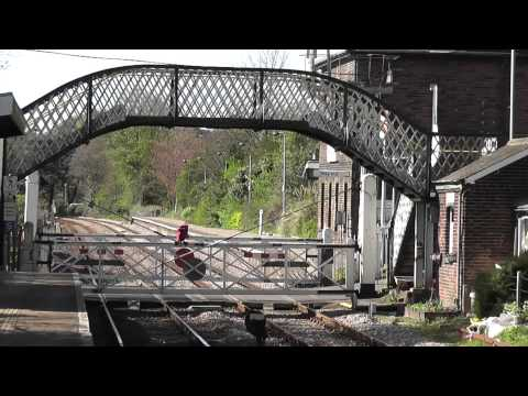 Semaphores, Signal Boxes and Gates, East Anglia Part 1 with extra footage