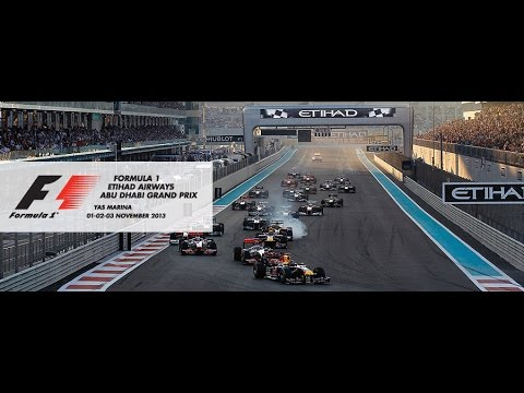 Official F1 Race Weekend at Yas Viceroy Abu Dhabi 2013