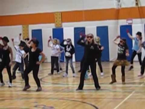 Thriller Carman Elementary School.mov