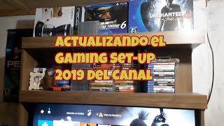 Actualizando el Gaming Set-Up del Canal 2019
