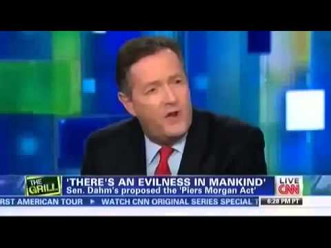 Piers Morgan Talkshow Axed in CNN After Collapse In Ratings