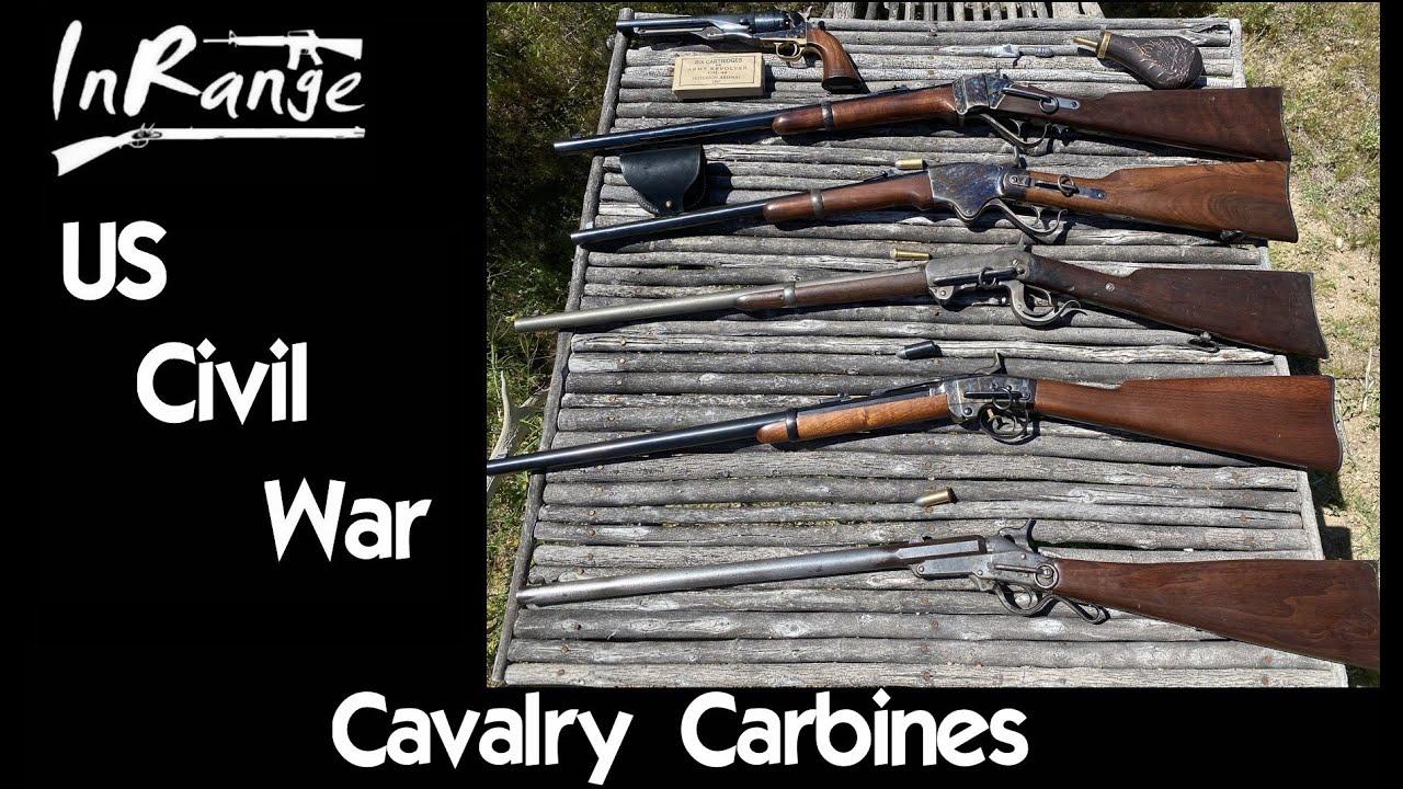 US Civil War - Cavalry Breechloading Carbines