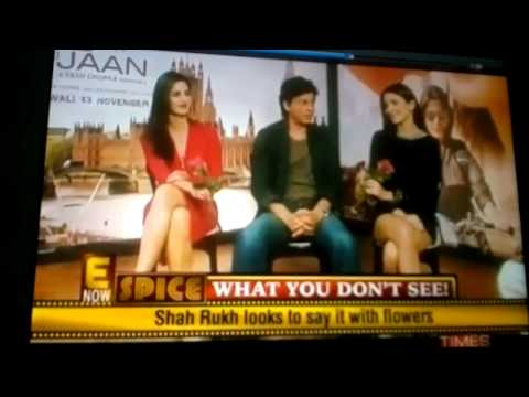 Shahrukh Khan and his ladies