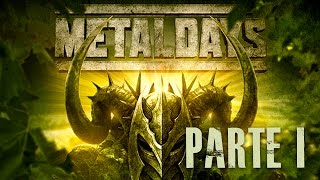 Metal Trip - #004 Metal Days 2014 Pt. 1 (Review with Subititles)