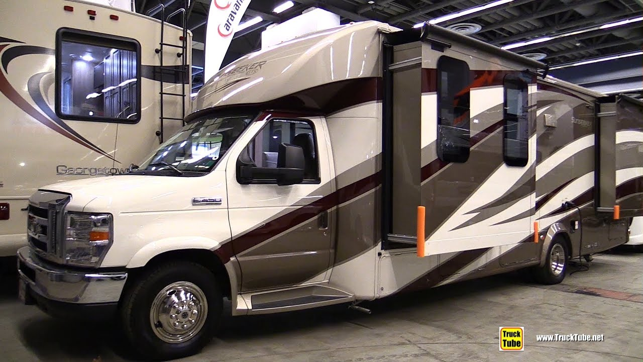 Repeat 2019 Forest River Sunseeker 2800 Motor Home