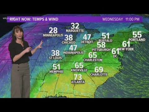 11 P M Weather Forecast For October 30 2019 Youtube
