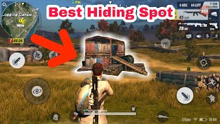 10 best HIDDEN SPOT In Rules of survival