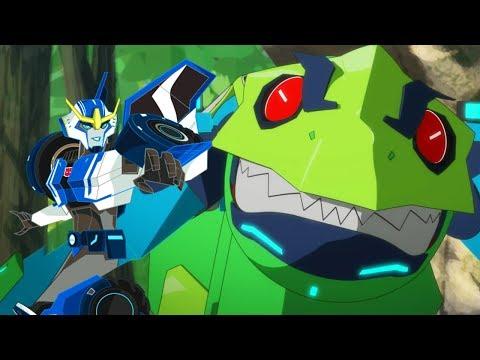 Çizgi Film Transformers Türkçe. Gizlenen Robotlar/Robots In Disguise. 9. Bölüm. Çizgi Film Dizisi