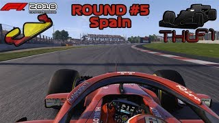 THL 2018 ROUND 5 - #SPANISHGP (Highlights)