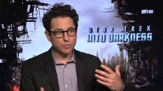 J.J. Abrams Interview -- Star Trek Into Darkness   Empire Magazine