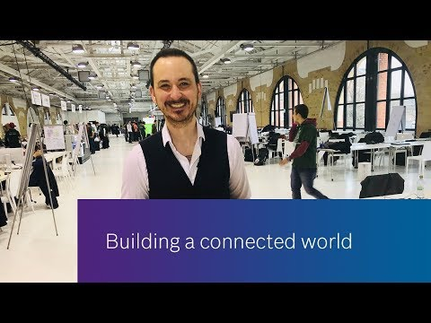Building a connected world - but what are we building & who is it for?
