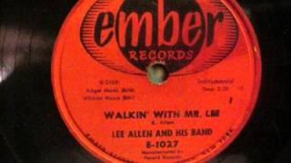 LEE ALLEN   Walkin