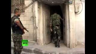 Репортаж из города Хомс, Сирия