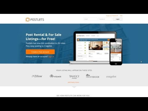"""Create Property Listings That SELL w/ Postlets and the """"Headlines & Listings Pack"""""""