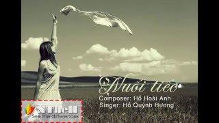 Nuối tiếc - Hồ Quỳnh Hương | Lyric on Screen (HD)